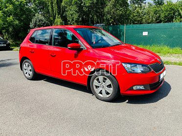 Škoda Fabia III 1.2 TSI, 38 000 km