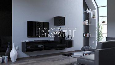 Obývací stěna AN64 různé varianty barev