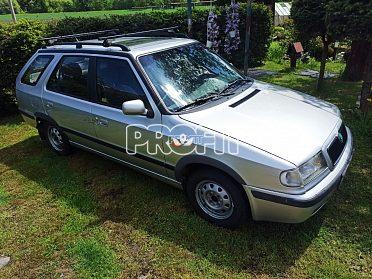 Škoda Felicia 1.3GLXi 50kW LPG