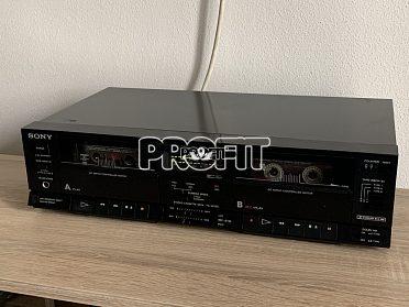 Double deck Sony TC-W200