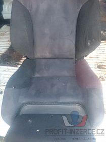 Sportovni sedacka do auta recaro