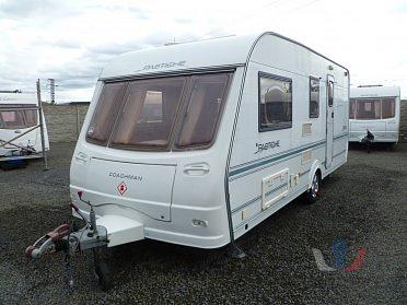 Anglický karavan Coachman Pastiche 520/4