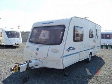 Anglický karavan Bailey Ranger 510/4