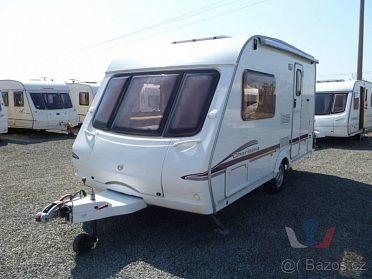 Anglický karavan Swift Charisma 220