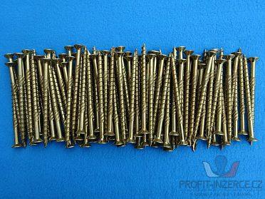 100 - Konstrukční tesařské vruty 8x120