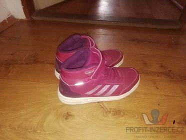 Dívčí botasky