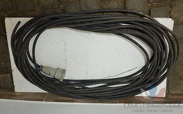 Měděný gumový kabel