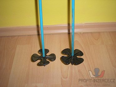 Lyžařské hůlky pro děti