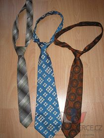 Retro kravaty