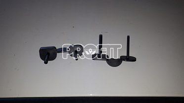Škoda Roomster–Šablona pro montáž hagusů