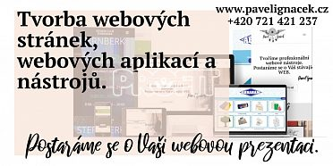 Tvorba internetových stránek