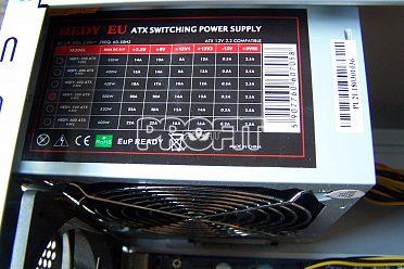 PC zdroj HEDY-500 ATX