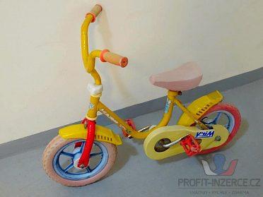 Dětské kolo + zdarma odrážedlo