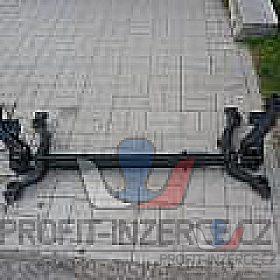 Zadní náprava na Peugeot a Citroen