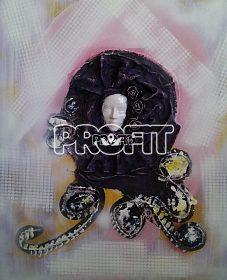 Plastický obraz-Smutek