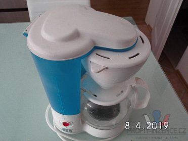 Překapávač na kávu