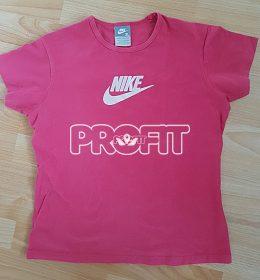 Dívčí tričko Nike