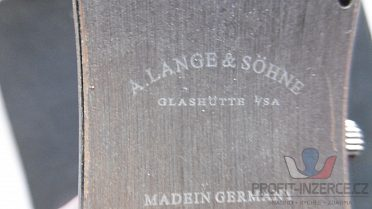 Hodinky A.Lange a Sohne,Glasshute