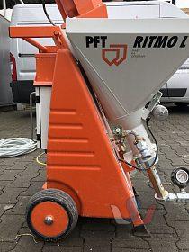 Pft Ritmo (omítací stroj)