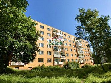 Prodej družstevního bytu 1+1 Chomutov, 36 m2