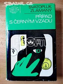 Detektivky 15 knih.