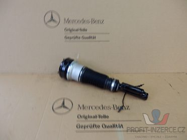 přední tlumiče na Mercedes S W220