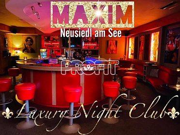 NOČNÍ CLUB MAXIM BAR - Rakousko