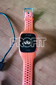 Sportovní hodinky POLAR M430 - oranžové