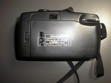 Fotoaparát PANORAMA