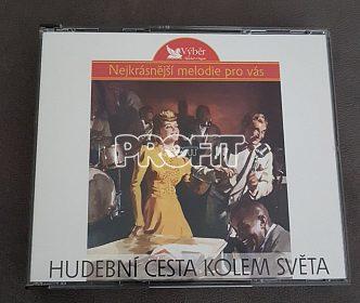 3CD Hudební cesta kolem světa