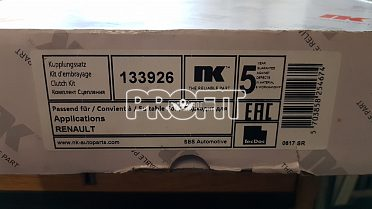 Set spojky Renault NK 133926