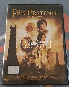 DVD Pán prstenů Dvě věže