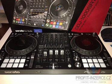 Zcela nový Pioneer DJ DDJ-1000SRT