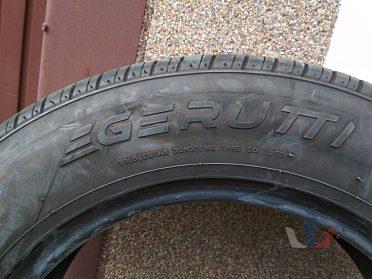 Let. pneu EGERUTTI 165/70 R14 C 89/87T