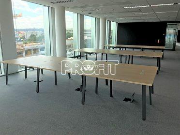 Kancelářský Stůl (šesti-stůl)