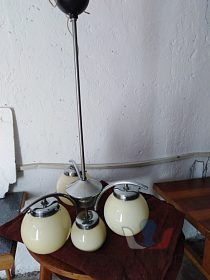 Koupím staré lustry a lampy