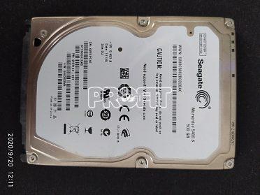 "HDD 2,5"" Seagate Momentus 500 GB"
