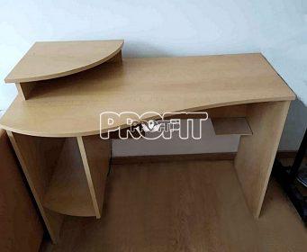 Zánovní  psací stůl. Pevný, bez poškozen