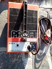 Svářečka trafo RTB 3 - funkční a komplet