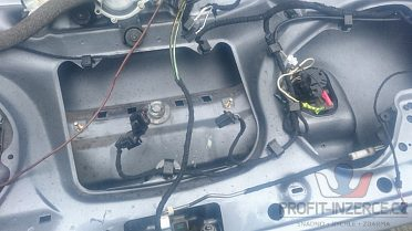 Kufrove dvere audi A6 olroad