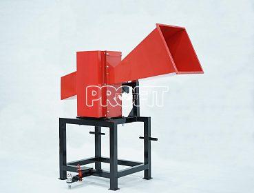 Drtič větví štěpkovač-  RS 100 do 10 cm