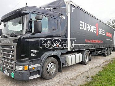 Scania tahač G 410