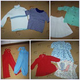 Retro oblečení ... 140ks