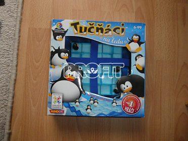Stolní hra Tučňáci na ledu