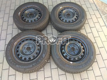 Sada zimních pneu MICHELIN Alpin 5 - R15