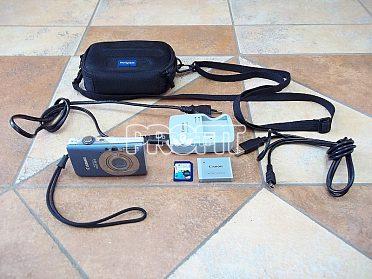 Fotoaparát - digitální foťák CANON