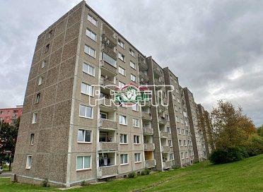 Prodej bytu 1+1 v OV Klášterec nad Ohří, 35 m2