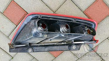 Fiat Grande Punto pravá zadní svítilna