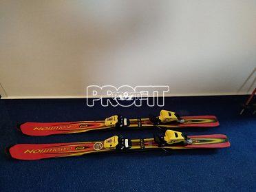 Prodám dětské lyže 110 cm