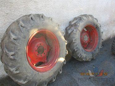 Zadní kola zetor 16.9-28 vz1,5cm sterele